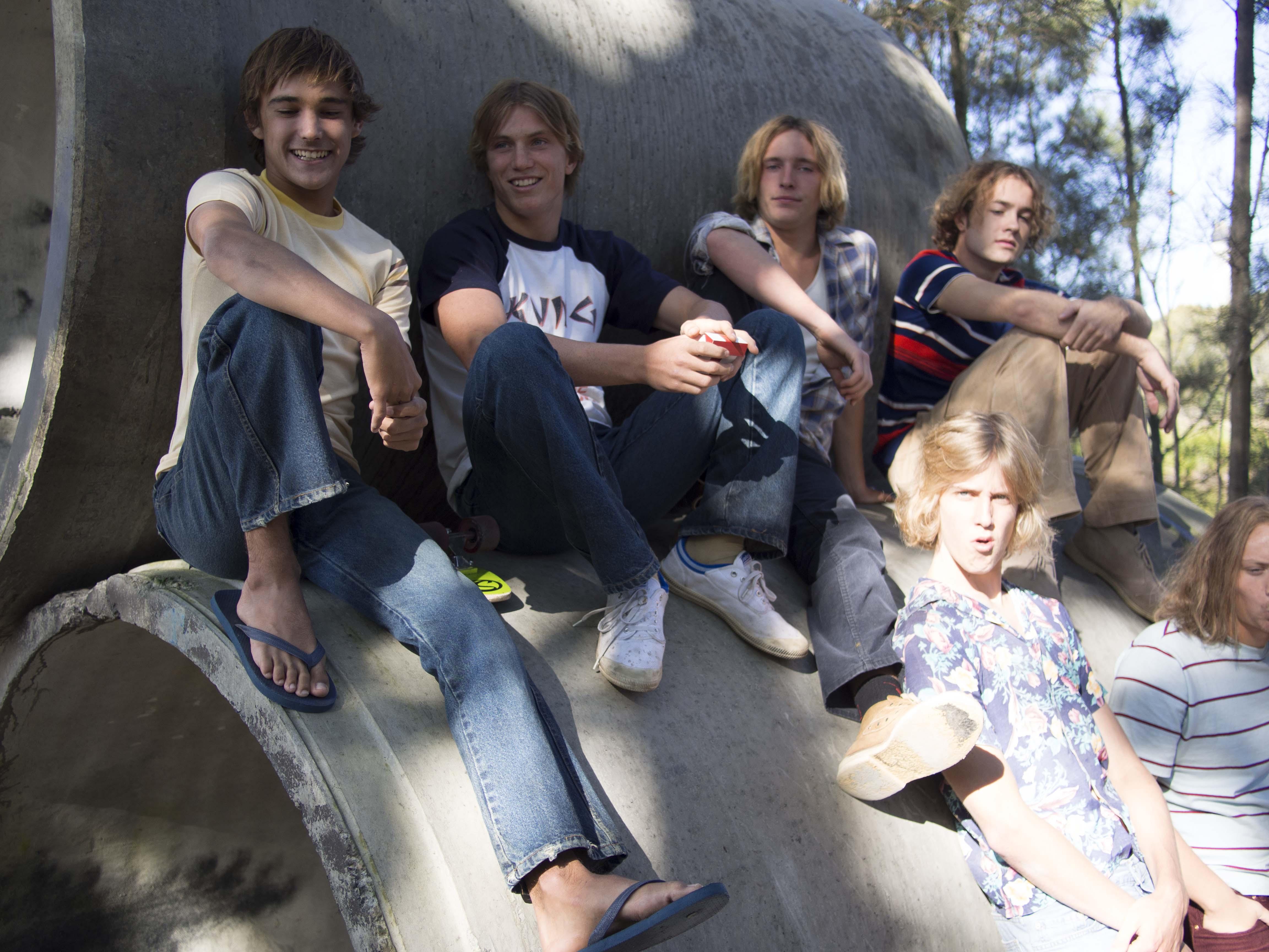 Australian TV comes of age – Puberty Blues   johnbrawley