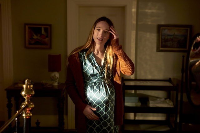 Kitty - Played by Sophie Lowe and lit by tungsten Molebeams and daylight